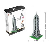 WEAGLE Empire State Bld USA [2286] - Building Set Architecture